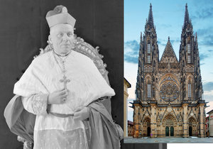 Pražský arcibiskup, primas český a kardinál Josef Beran se vrátil do vlasti bezmála 50 let po své smrti.