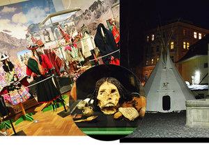 V Náprstkově muzeu nyní můžete nahlédnout do života původních obyvatel Severní a Jižní Ameriky.