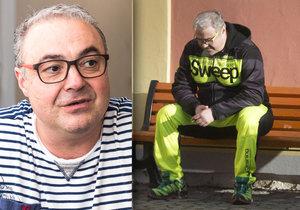 Martin Zounar se potýká s problémy s alkoholem už 15 let.