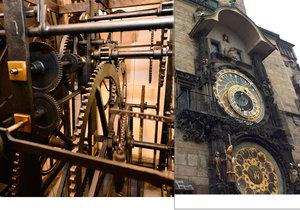 Staroměstský orloj projde kompletní rekonstrukcí.