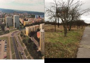 """Nových projektů v Kamýku je jako hub po dešti. Místo """"zlukrativní"""" nová stanice metra"""
