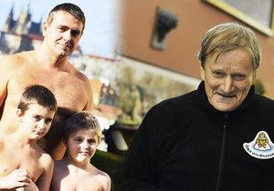 Nejmladší a nejstarší otužilec skočili s radostí do Vltavy. Jak si užili plavbu?