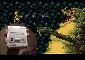 Konzole SNES Mini je povinnost pro všechny retro hráče.