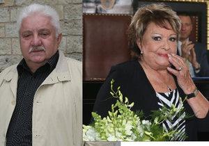 Jiřina Bohdalová mluvila s Mariánem Labudou těsně před jeho smrtí.