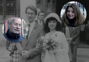 Brali se kvůli dítěti, a přestože se snažili, láska na celý život jim nevydržela.
