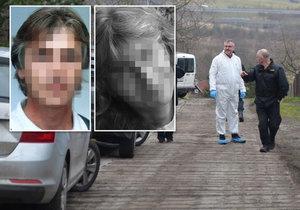 Brutální vražda rodiny v chatové osadě: Kdo je J. T., který asistoval vrahovi?