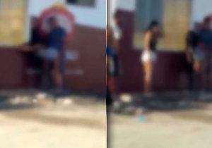 Chlípníci z Teplic: Žena u místního supermarketu uspokojovala orálně muže, oba skončili na policii (ilustrační foto)