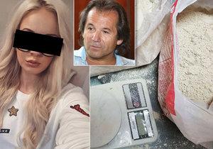Terezu (21) zadrželi v Pakistánu s 9 kily heroinu: Letos už se domů nevrátí, tvrdí Andor Šándor.