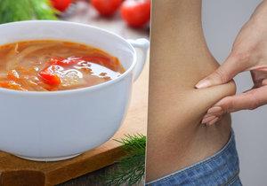 Tukožroutská polévka zvládne zázraky.