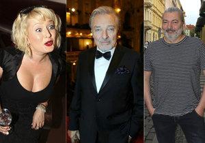 Koho budou volit české celebrity?