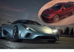 Need for Speed: Payback je nadprůměrně zábavná závodní videohra. Odkazu série však hodná není.