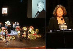 Emília Vášáryová zaměnila jméno Mariána Labudy za jméno svého zesnulého manžela.