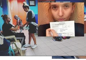 Tomáš Klus s manželkou Tamarou byli zadrženi na letišti na imigračním oddělení.