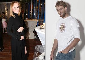 Jakub Vágner potěšil těhotnou sestru: Speciální dárek pro miminko!