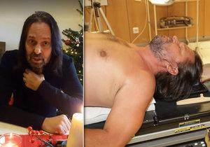 S rakovinou bojující Pomeje (53) se rozhodl: Nechce umřít, nechá si vzít hlas!