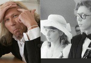 Fotograf Vladimír Gdovín z Manželských etud: Zavrhla ho vlastní máma! Stál na pokraji sebevraždy.