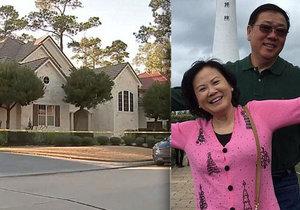 Majitele Subway restaurací a jeho manželku popravili ve vlastním domě.