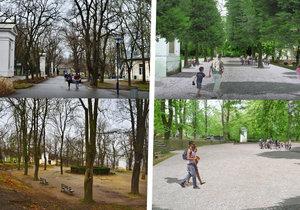 Takto se park změní do budoucna.