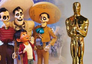 Coco tančí pro Oscara.