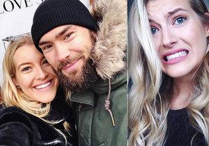 Modelka Jitka Nováčková ve stresu kvůli škole: Proč spílá finskému příteli?