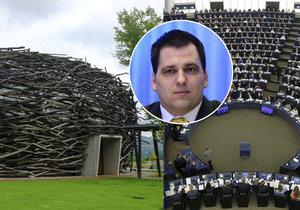 Čapí hnízdo bude příští týden řešit kontrolní výbor europarlamentu.