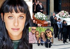 Herečka z oblíbeného seriálu (†29) zemřela! Děsivá autonehoda vzala životy celé rodině
