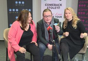Kelly Family reagují na song od Tří sester o Angelovi