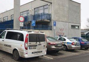 Na ubytovně v Praze 10 našli dvě mrtvá těla.