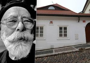 Prodává se ateliér malíře Jana Zrzavého.