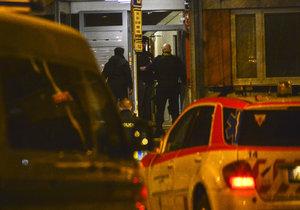 K Kobylisích zemřel kojenec, případ vyšetřují kriminalisté.