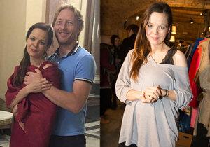 Karel Janeček se dočká třetího potomka od druhé manželka Lilii Khousnoutdinové už v květnu.