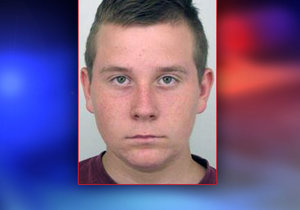 Pohřešovaný David Malíšek (15)