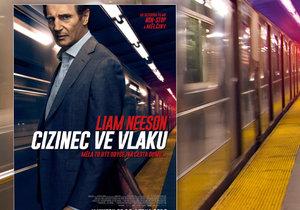 Cizinec ve vlaku: Podezřelá nabídka a Liam Neeson v překvapivě dobré akci od 18. 1. 2018 i v českých kinech.