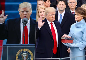 Donald sliboval mnohé, ale to už je dávno, celý rok…