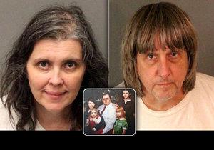 David Turpin svou budoucí ženu unesl, když jemu bylo 24 a jí 16 let.