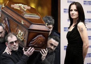 Fanoušci se mohou rozloučit s Dolores O`Riordan.