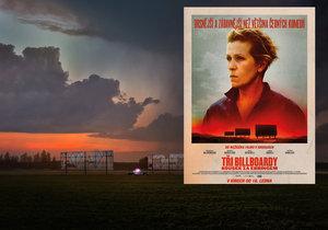 Tři billboardy kousek za Ebbingem mají pomoci s hledáním vraha, odhalují však mnohem víc... od 18. 1. 2018 i v českých kinech.