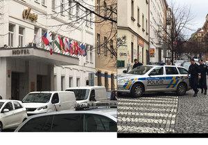 Smrt v pražském hotelu: Hosta našli zastřeleného ve vaně! Ležel tam dopis