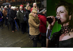 Příčina smrti Dolores O'Riordan z Cranberries? Předávkovala se, tvrdí zdroje londýnské policie.