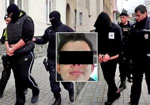 Honzovo (†19) tělo našli ubité v lese u Bitozevsi: Policisté viní dva mladé kickboxery