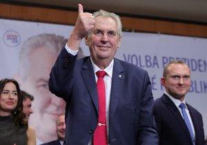 Rakouský tisk: Zemanovo vítězství je důkazem rozpolcenosti Česka.
