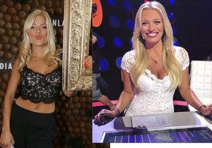 Lucie Borhyová a Eva Perkausová si jsou hodně podobné.
