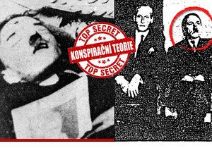 Pravda o smrti Hitlera: Vůdce přežil válku, CIA odhalila tajné důkazy! Kde doopravdy zemřel?