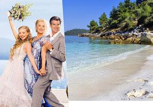Poznejte Skopelos, ostrov z letního hitu Mamma Mia!