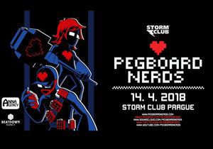 Pegboard Nerds zahráli v Praze dobrý set složený především z vlastní produkce.