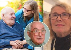 Dana Steinová se práci se seniory věnuje neuvěřitelných 35 let.