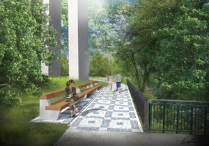 Prahu 8 čeká v roce 2018 několik rekonstrukcí, díky kterým bude veřejný prostor vypadat mnohem lépe.