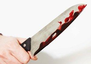 """""""Všechny vás zabiju!"""" Šílený útočník na Hodonínsku chtěl podříznout ženu a uškrtit muže"""