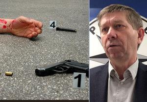 Pražská policie v loňském roce objasnila dvě staré vraždy. (Ilustrační foto)