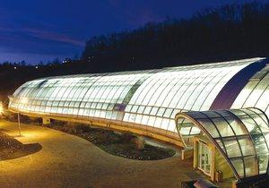 Ve skleníku Fata Morgana Botanické zahrady Praha probíhají noční prohlídky. Zážitek je neuvěřitelný.